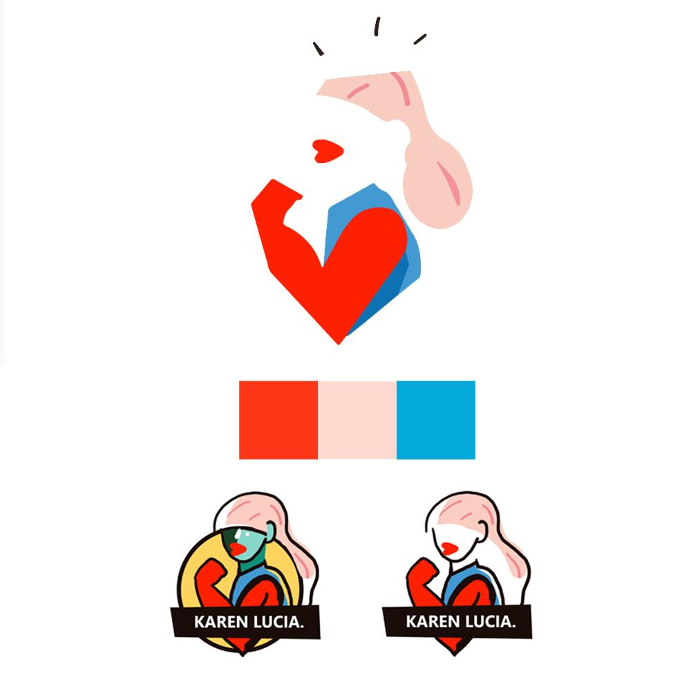 Karen Lucia logo